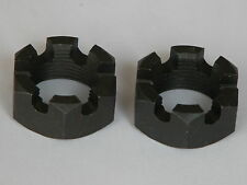 New Spindle Nuts. Corvette 1963-82 Rear, 1963-68 Front. Camaro, Chevelle 3/4-20