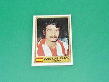 N°87 CAPON ATLETICO MADRID ESPAGNE ESPAÑA PANINI EURO FOOTBALL 1976-1977