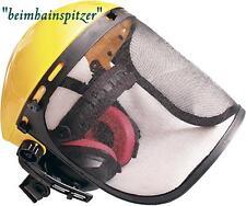 Gehörschutz Freischneider Kettensäge Flex Gesichtsschutz für Trimmer