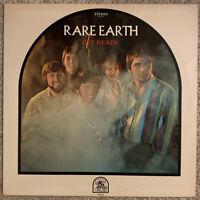 Rare Earth - Get Ready 1969 Vinyl LP RS 507