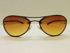 HD Vision Eyewear Eyeglasses FRAMES Brown Round Aviator Sport 2249 J