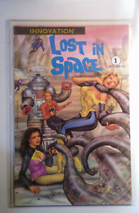 Lost In Space #1 (1991) Innovation 9.0 VF/NM Comic Book