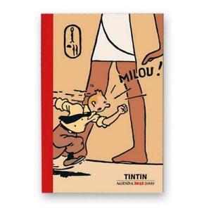 TINTIN 2022 Pocket Diary  - 10 x 15cm
