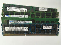 4 8 16GB Speicher DDR3 PC3L 10600R 12800R 1333 1600 MHz 1R 2R SERVER RAM 1,35V