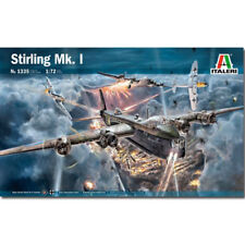 ITALERI Stirling Mk.I 1335 1:72 Aircraft Model Kit