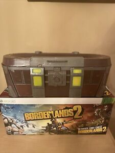 Borderlands 2 Ultimate Loot Chest Gearbox Limited Edition XBOX 360 COMPLETE