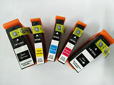 5X 150XL INK CARTRIDGES FOR LEXMARK PRO715 PRO915 S315 S415 S515 Printer Generic