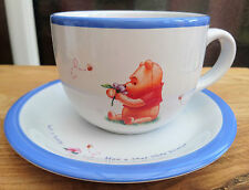 Disney Winnie the Pooh Cup and Saucer Mug & Crockery