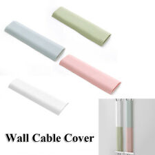 Self-Adhesive Wall Cable Cover Flat Screen TV Cord Wire Hide Cable Organizer Box