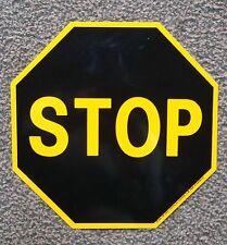 25 cm warn hinweis stop signal schild verkehrsschild halt