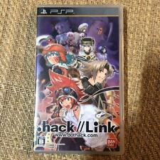 PSP. Hack // link-Unison batalla Juegos de rol. 4582224493302