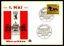 BERLIN 1969 REICHSTAG 1. MAI ARCHITEKTUR ARCHITECTURE ap83