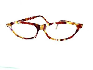 Frames Glasses Women's Butterfly Made IN Italy Reading Coloured