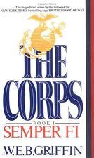 Semper Fi (The Corps, Book 1) by W.E.B. Griffin