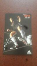 Kaart / card Jaap Stam (PSV, Manchester United, AC Milan, Ajax, Feyenoord)