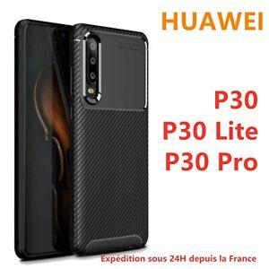Per Huawei P30 Professionista P30 Lite Custodia Cover Antiurto Nero
