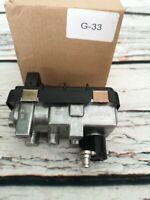 Turbo Actuator electronic G-33 Ford Transit 2.2 TDCi  767933-0015 Transit VI 2.2