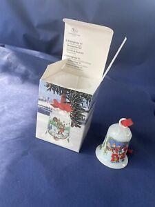 HUTSCHENREUTER Weihnachtsglocke 1981 im Land der Wälder Sammelglocke