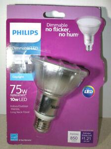 Philips Indoor Outdoor PAR30L LED Daylight Spot Flood Light Bulb 75W 75 Watt