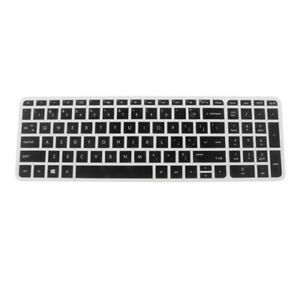 Silicone Keyboard Skin Cover Guard Film Protector for HP Pavilion 15''