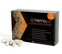 U-Hemo hilft Hämorrhoiden zur beseitigen und regeneriert das beschädigte Gewebe