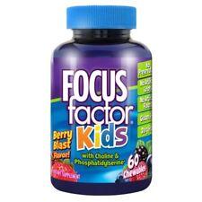 Authentic Focus Factor® Kids, 150 chewables