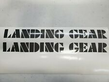 black//clear SE Racing 4130 seat mast decal
