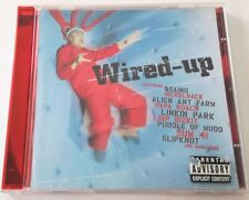 WIRED-UP COMPILATION CD ALBUM OTTIMO SPED GRATIS SU + ACQUISTI