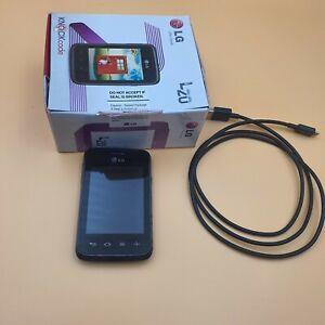 LG L20 (D100) - Black (Unlocked) Mobile Phone