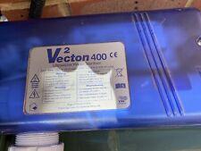 TMC V2 VECTON UV 400 ULTRA VIOLET WATER STERILISER FILTER FOR FISH/turtle TANK