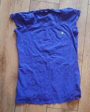 Ladies 'GEORGE' Blue sleeveless Top. Size 12. vgc.