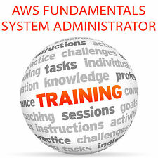 AWS Fundamentals for System Administrators - Video Training Tutorial DVD
