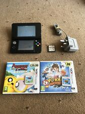 new nintendo 3ds console + 3 Games Including Mario Kart + Charger