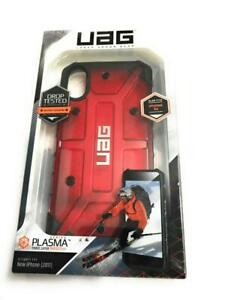 Urban Armor Gear UAG Plasma Protection Case, For New iPhone 2017 / Xs, Red