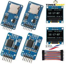 WayinTop D'horloge en Temps Réel Kit, 2X DS3231 AT24C32 IIC RTC Module Real Time