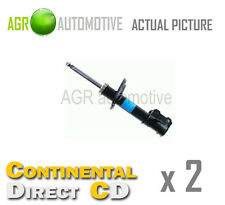 2 x CONTINENTAL DIRECT FRONT SHOCK ABSORBERS SHOCKERS STRUTS OE QUALITY GS3142FL