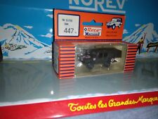 ROCO MINITANKS HO 1/87 REF 447 VW ILTIS CROIX ROUGE NEUF SOUS BLISTER