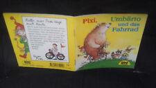 Pixi Buch Pixi, Umbärto und das Fahrrad 1101
