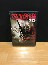 My Bloody Valentine (DVD, 2009, 2D  3D Versions)