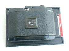 8 EXP/120 (6x9cm) rollfilm back (holder) for Horseman 4x5' camera (FA, HD, HF)