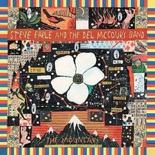 Earle Steve and McCoury Del Band The Mountain 2 Vinyl Album Ada NEWWES