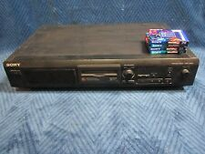 Sony Mds-Je320 MiniDisc Player/Recorder
