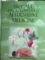The Gale Encyclopedia of Alternative Medicine - Hardcover - GOOD