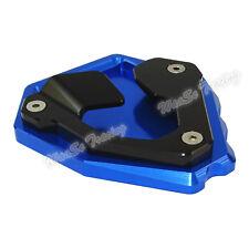 Patin de béquille latérale élargissement bleu pour HONDA CRF1000L Africa Twin
