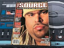 The Source Hip Hop Magazine May 2000 Big Pun Tribute Cover! See Pics!