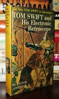 Appleton Ii, Victor TOM SWIFT AND HIS ELECTRONIC RETROSCOPE  Vintage Copy