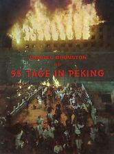 Souvenirprogramm  | Original 1963 | 55 TAGE IN PEKING | Charlton Heston | Top