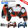 Silicone Grip Cover Skin Protective Rubber Case For PlayStation 5 PS5 Controller