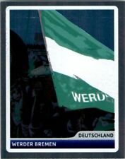 Panini Champions League 2006-2007 Werder Bremen flag No. 175