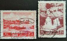 LIBAN / LIBANON 1962  MI.NR. 761-62